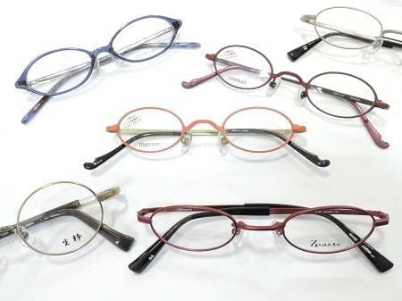 強度近視用メガネ画像1