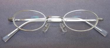 強度近視用メガネ画像5