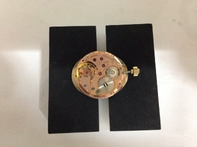 オメガ手巻き時計修理画像2