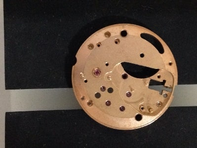 オメガ手巻き時計修理画像3