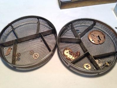 オメガ手巻き時計修理画像5