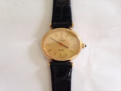 オメガ手巻き時計修理画像6