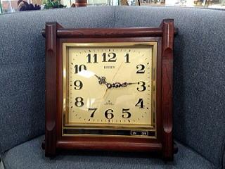 掛時計画像
