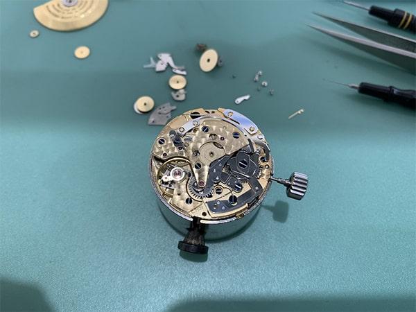 時計修理画像